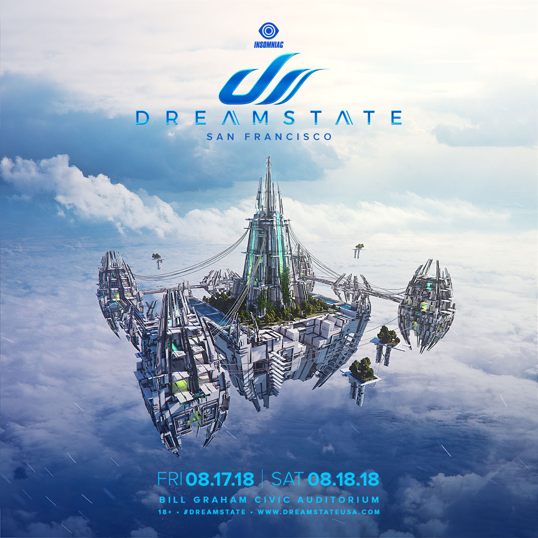 Dreamstate San Francisco 2018