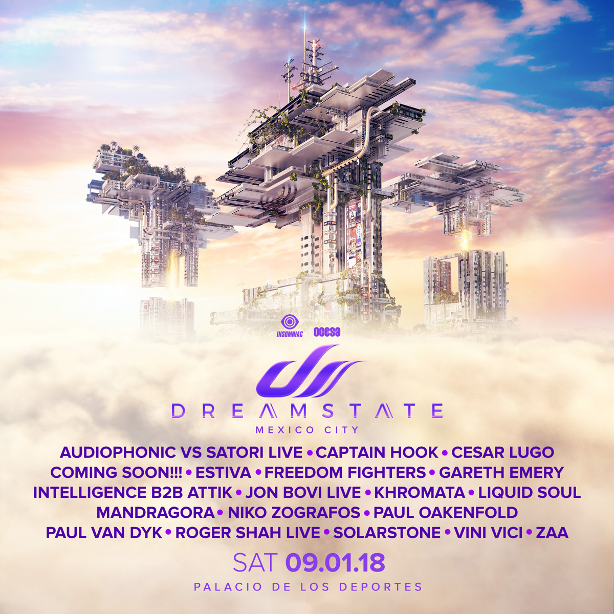 Dreamstate Mexico