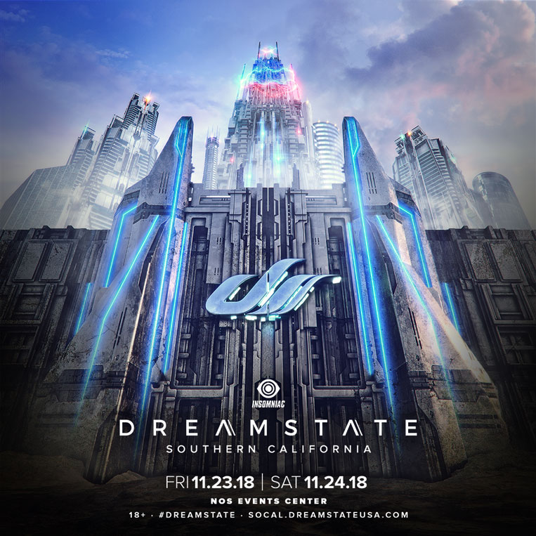 Dreamstate Southern California 2018