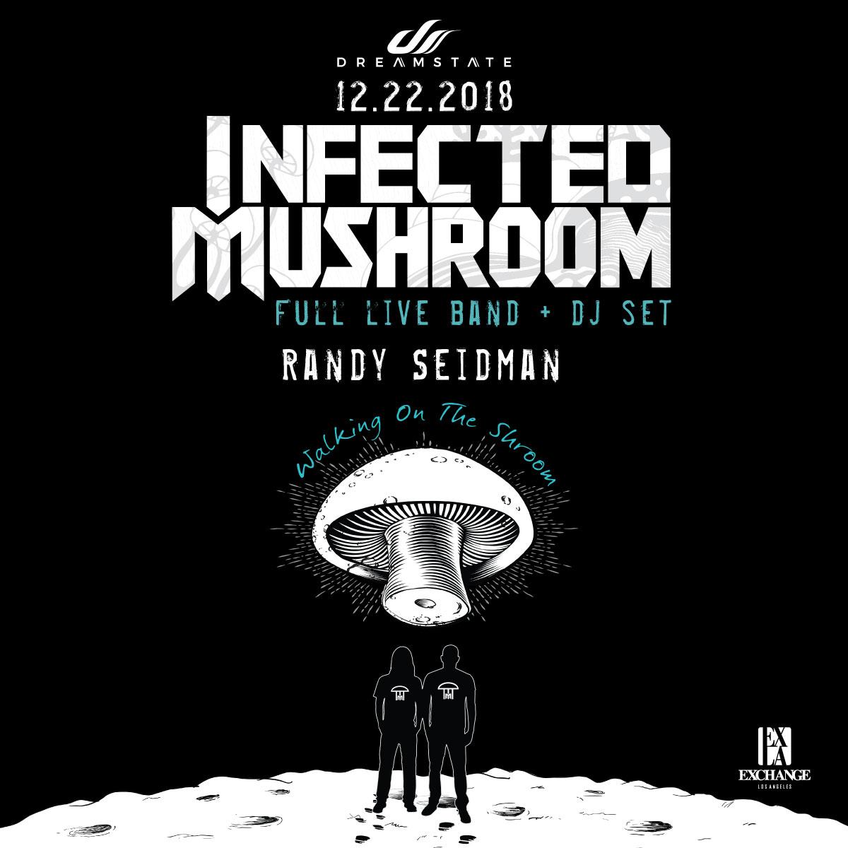Infected Mushroom (Full Live Band + DJ Set)