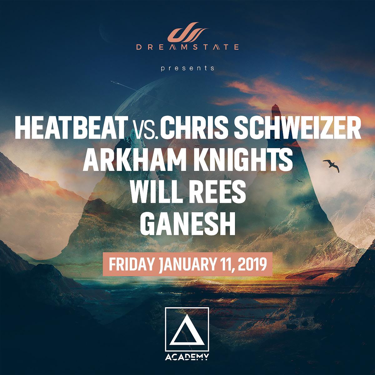 Heatbeat vs. Chris Schweizer