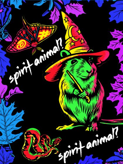 What's Your Rave Spirit Animal?