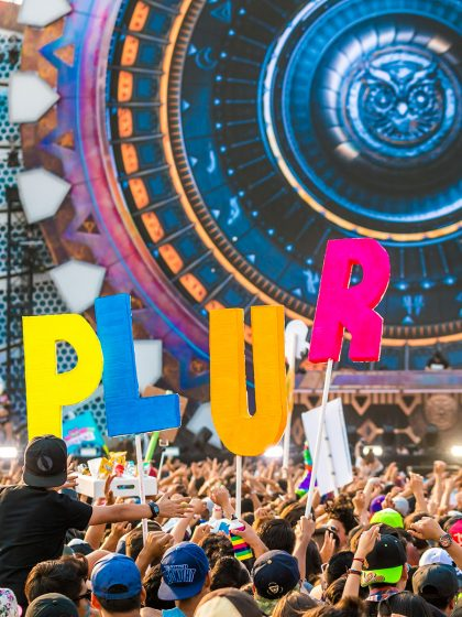 A Long Night's Journey to Find PLUR
