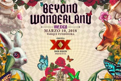 Beyond Wonderland Mexico 2018 Announcement