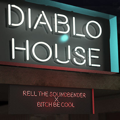 "Rell the Soundbender Unveils Gritty Bass House Single ""Diablo House"" on Insomniac Records"