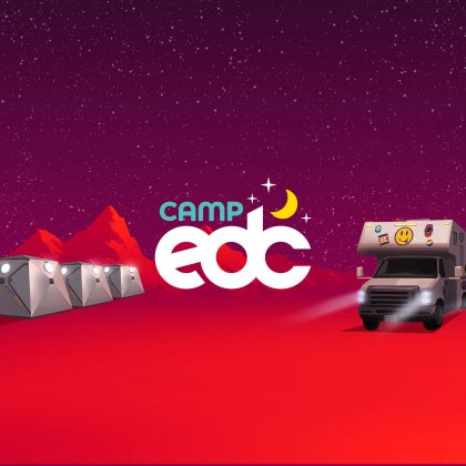 Ease Into EDC Las Vegas 2018 by Packing Our Camping Playlist