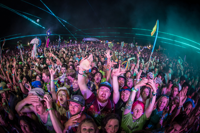 The Best of Electric Forest 2014