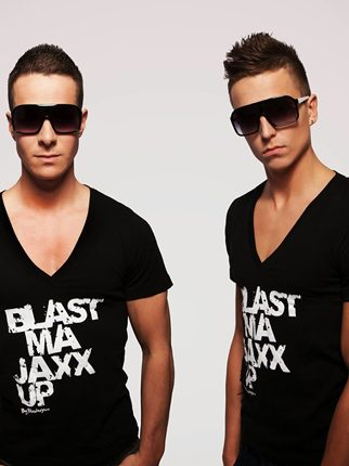 Blasterjaxx Had a Brush with the Paranormal?