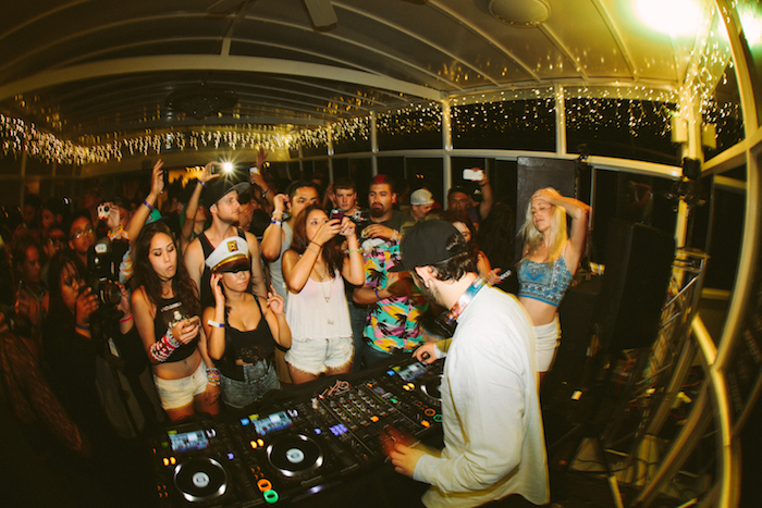 We Survived A Boat Party with Borgore