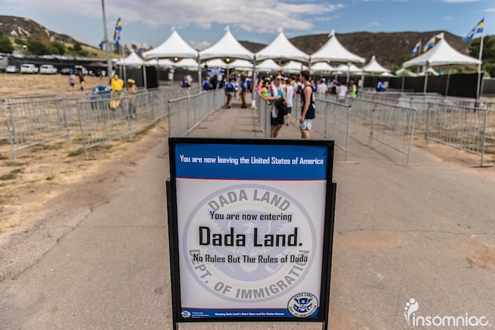 Dada Land: The Voyage POV
