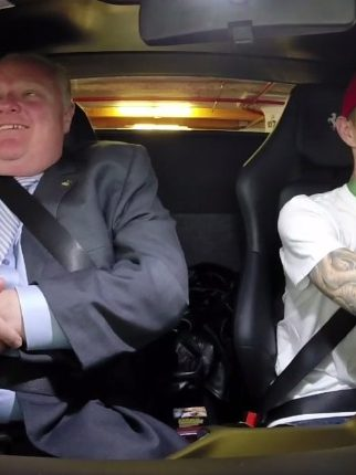 Five Things We Learned From deadmau5's Coffee Run With Rob Ford