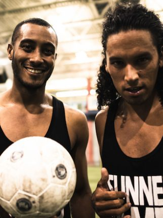 Offside With Sunnery James & Ryan Marciano: How We Got Destroyed by DJs in a Soccer Match
