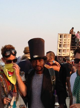 Paul Oakenfold Talks About His Love for Burning Man