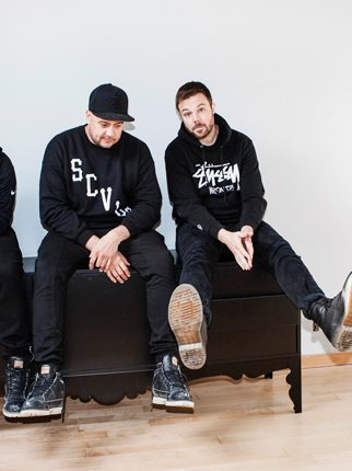 Interview: Keys N Krates—From Remix Band to Actual Band