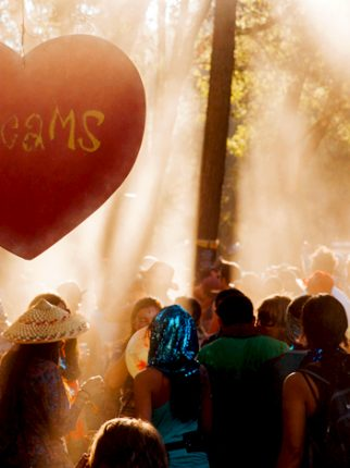 We Came, We Partied, We Camped, We Loved: 72 Hours With Desert Hearts