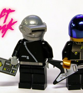 This Daft Punk LEGO Set COULD Be a Thing