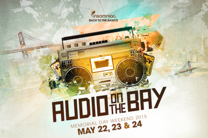 Announcing: Audio on the Bay 2015 Lineup by Day