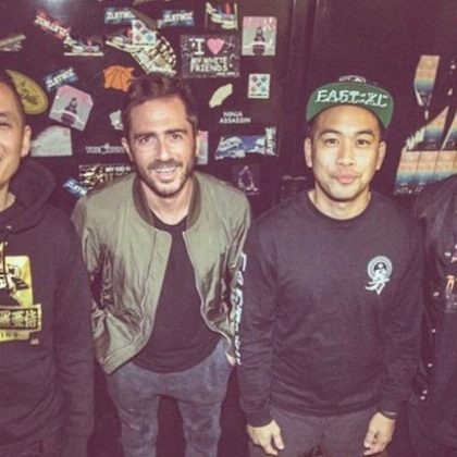 "Watch: The Exclusive Video Premiere of Hook N Sling ft. Far East Movement ""Break Yourself"""