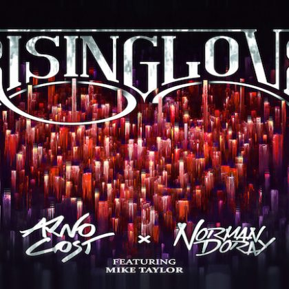 """Arno Cost & Norman Doray's New Single """"Rising Love"""" Is Out Now"""