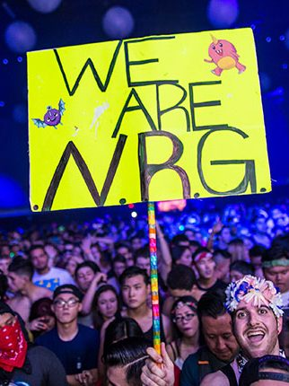 We Are NRG Brought Music Back to the Basics