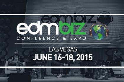 EDMbiz 2015 Speakers Announced