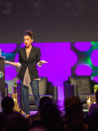 Tatiana Simonian and Nielsen Bring Big Data to EDMbiz 2015