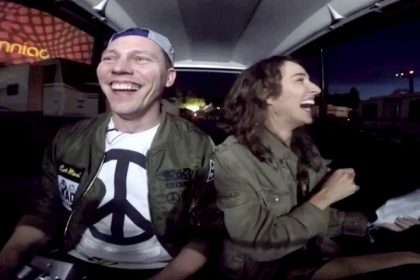 Watch: 'Golf Cart Confessions' Episode 5, Featuring Tiësto, Kidnap Kid, Z Trip and More