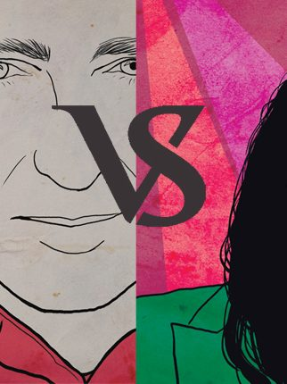 Head to Head: Sasha vs. Nicole Moudaber