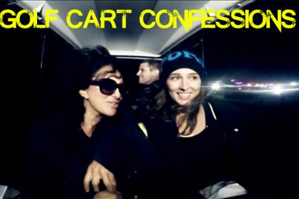 Watch: 'Golf Cart Confessions' Episode 6, Featuring Hardwell, DJ Tennis, Brillz and More