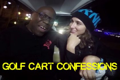 Watch: 'Golf Cart Confessions' Episode 7, Featuring Chuckie, Graham Funke, Fury + MC Dino and More
