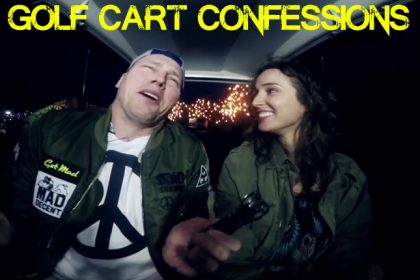 Watch: 'Golf Cart Confessions' Episode 8, Featuring Nicole Moudaber, Josh Wink, Z Trip and More