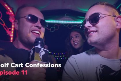 Watch: 'Golf Cart Confessions' Episode 11, Featuring Keys N Krates, Da Tweekaz, Kennedy Jones, LNY TNZ and More