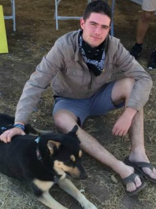 We Took Our Intern to His First Transformational Festival