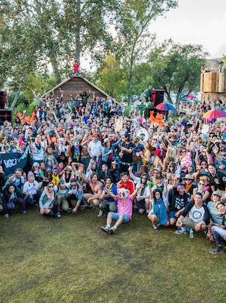 dirtybird Campout Stories With Justin Martin