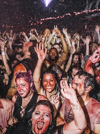 The Dream of the '90s Is Alive at the Blood Rave