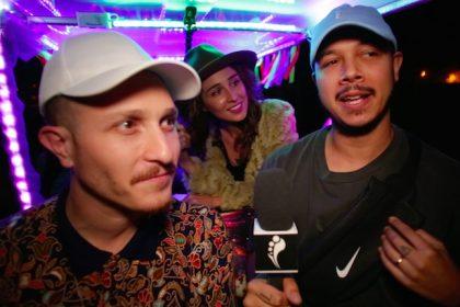 Watch: 'Golf Cart Confessions' Episode 15, Featuring Z Trip, Flosstradamus and DJ Jazzy Jeff