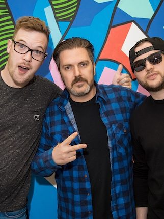 Pasquale Catches up With Caspa and Rusko After 6 Years of Studio Silence