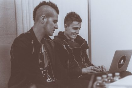 "Blasterjaxx Steps Into the ""DJs and Mental Illness"" Discussion"