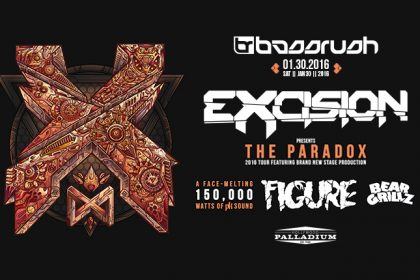 Excision 2016 Tour Hits Hollywood Palladium