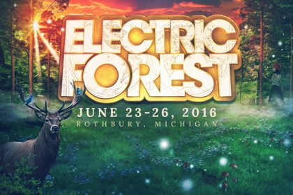 Electric Forest 2016 Show Dates Announced