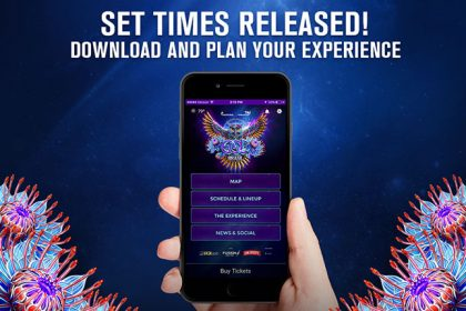 EDC Brasil 2015 Set Times Unveiled on Mobile App