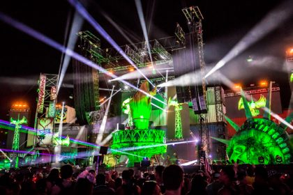 Watch: Relive wasteLAND at EDC Las Vegas 2015 in 360