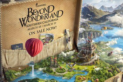 Beyond Wonderland SoCal 2016 Lineup Announced