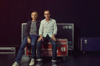Underworld Unveil Dizzying First Single From Their New Album