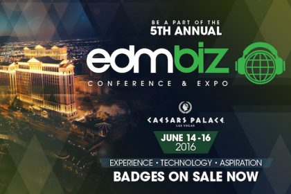 EDMbiz Returns to Las Vegas With Expanded Offerings