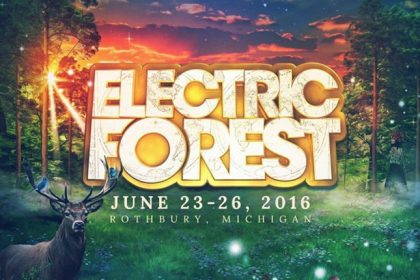 Electric Forest 2016 Lineup Unveiled With the Help of Fans
