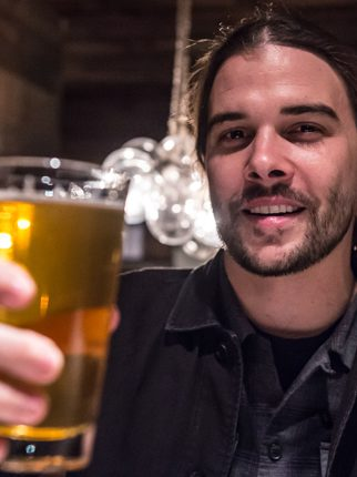 Drinking Beers and Talking Trance With Seven Lions