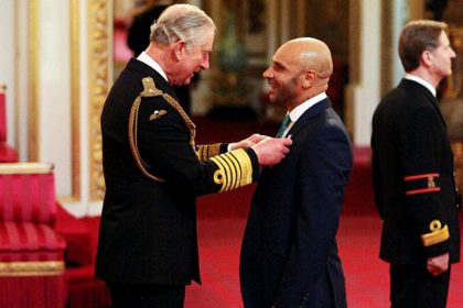 Drum & Bass Legend Goldie Recognized by British Royalty With MBE Award