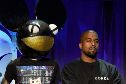 Clash of the Internet Titans as deadmau5 Beefs With Kanye West