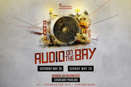 Audio on the Bay 2016 Lineup Released